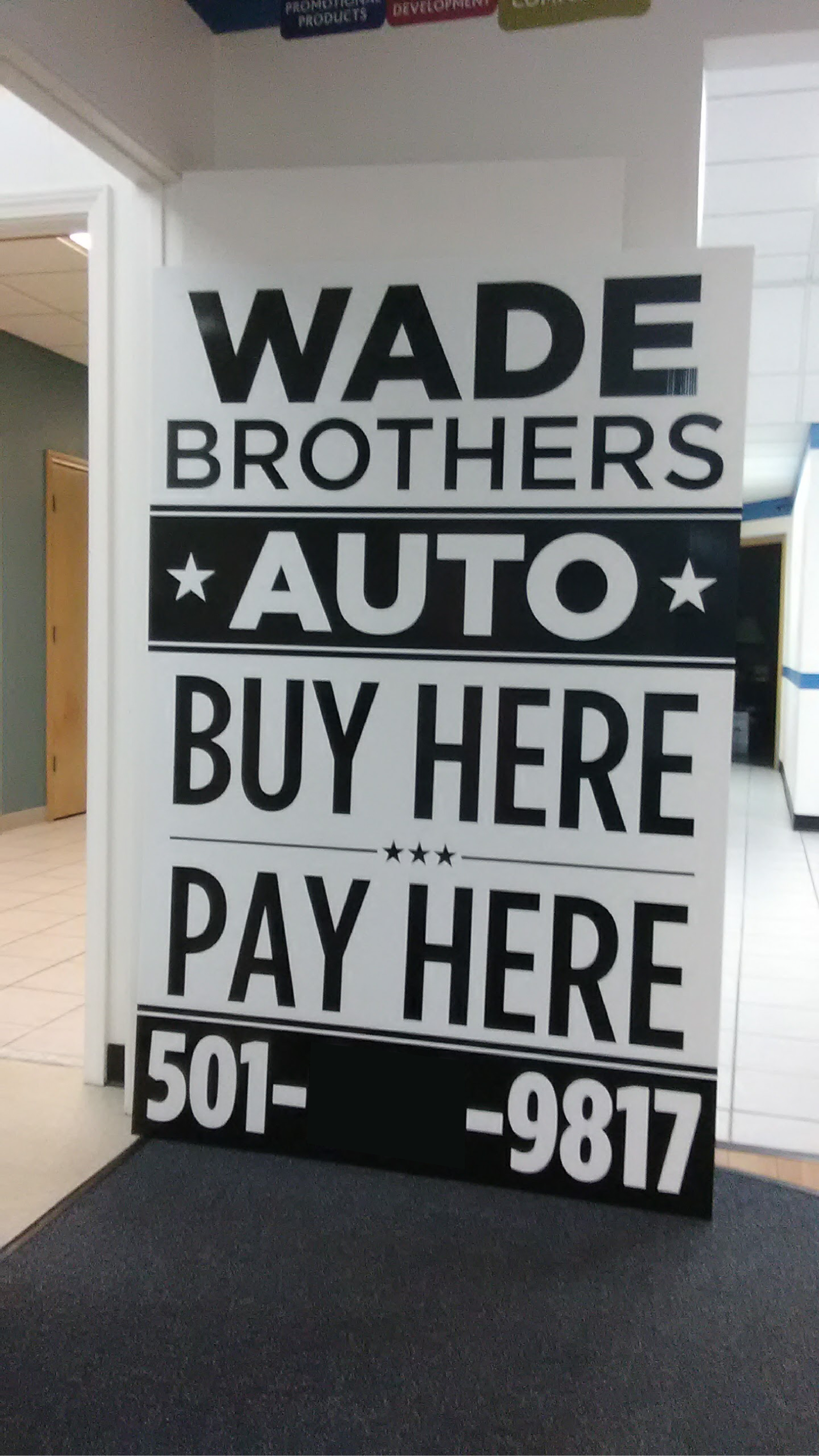Wade Brothers Auto