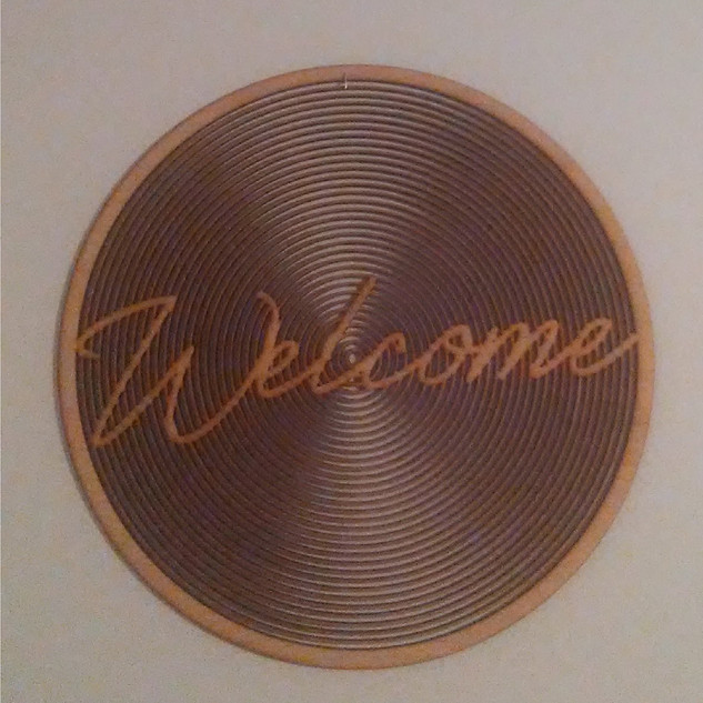 Welcome Circles