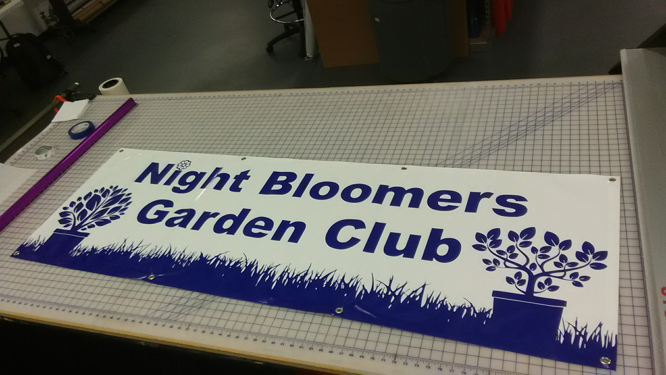 Night Bloomers Garden Club