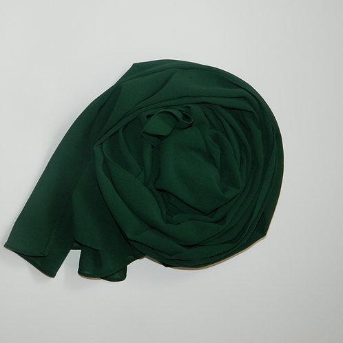 Chiffon Dark Green