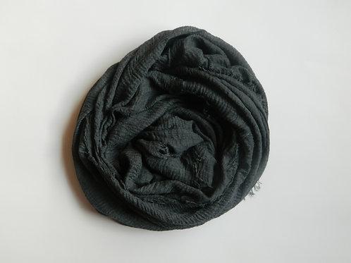Crinkle Black