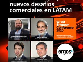 WSP 2020 – Movilidad limpia, nuevos desafíos comerciales en LATAM