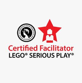Certificación LEGO® SERIOUS PLAY®