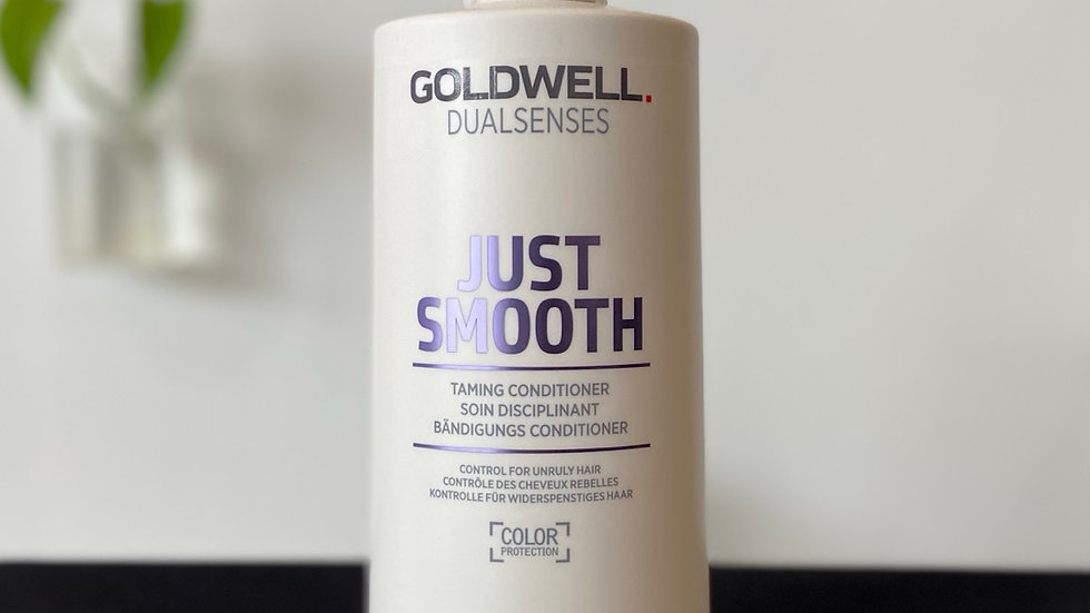 Goldwell Just Smooth Taming Conditioner - 1L