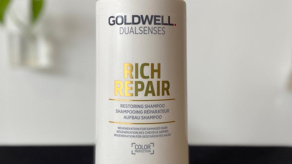 Goldwell Rich Repair Restoring Shampoo - 1L
