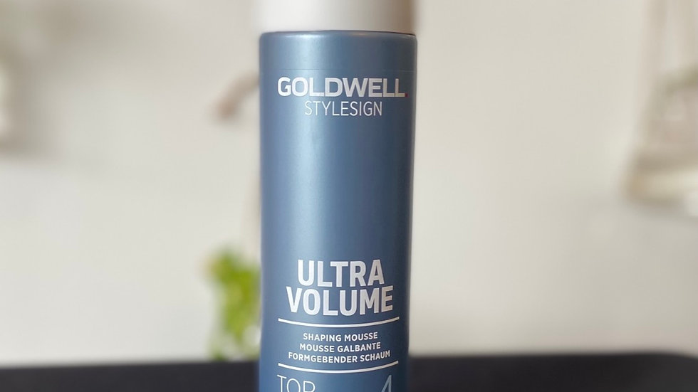 Goldwell Ultra Volume Top Whip Shaping Mousse