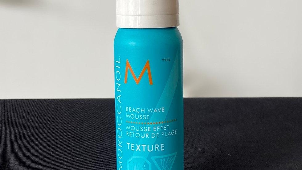 MoroccanOil Beach Wave Mousse - Mini