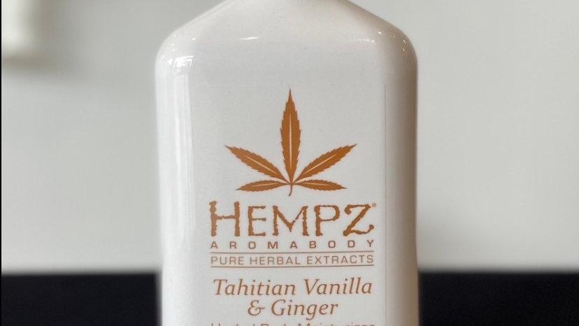 Hempz Lotion - Tahitian Vanilla & Ginger