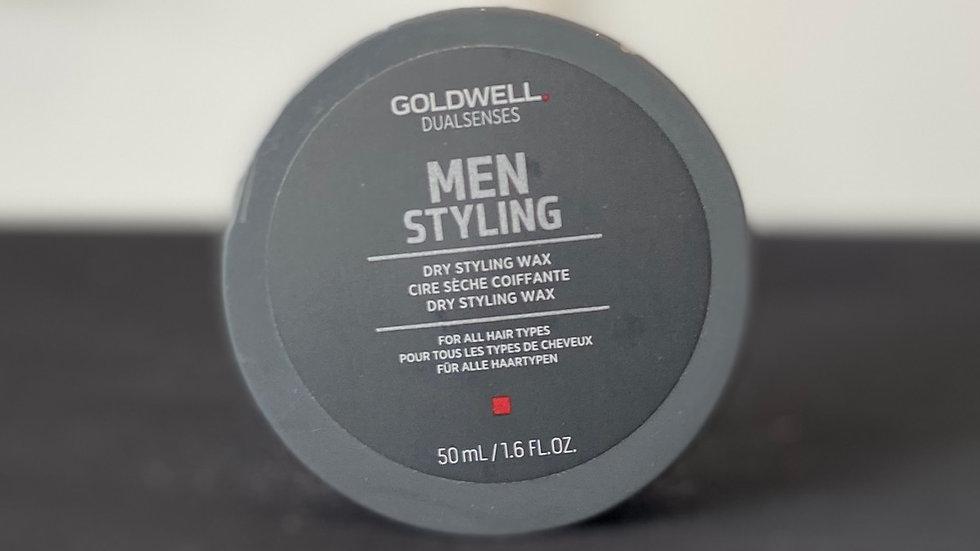 Goldwell Men Dry Styling Wax