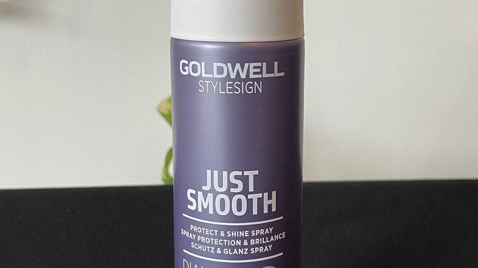Goldwell Just Smooth Diamond Gloss Protect and Shine Spray