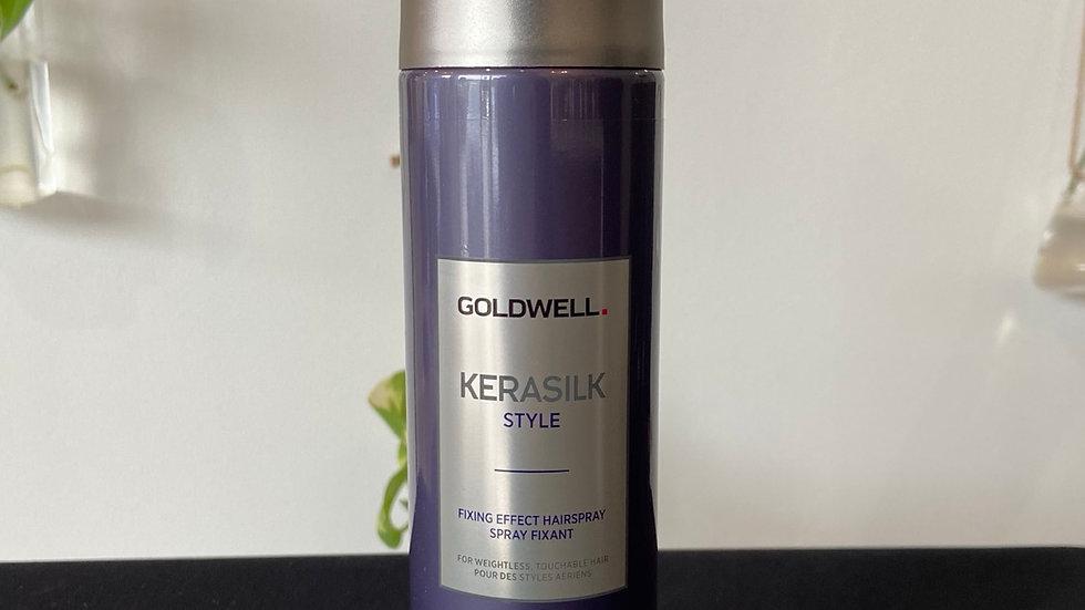 Goldwell Kerasilk Fixing Effect Hairspray