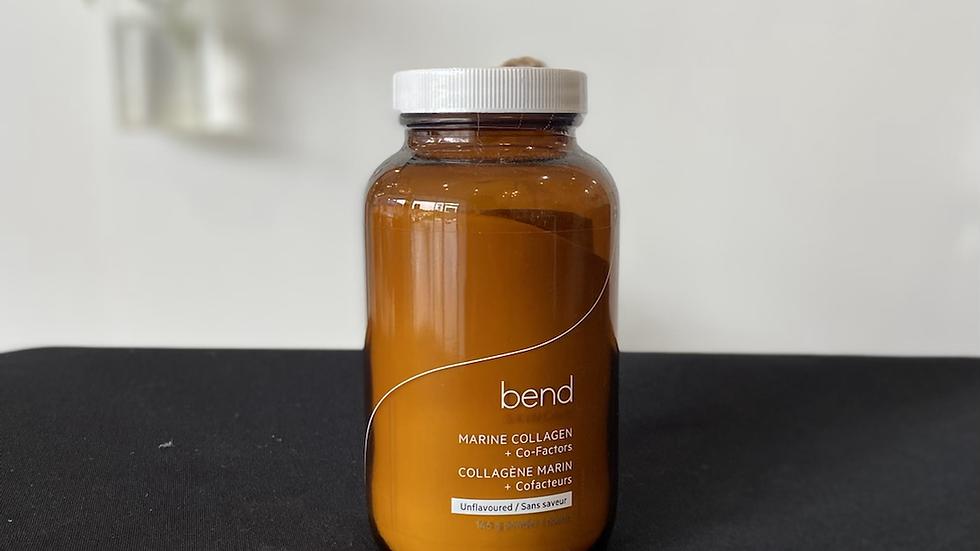 Bend Marine Collagen + Co-Factors Powder - Unflavoured
