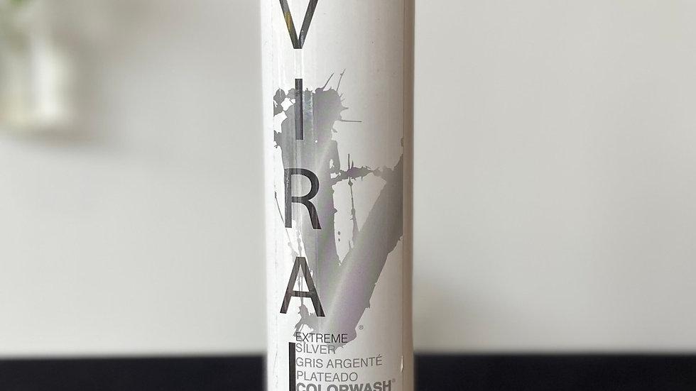 Viral Hair Colorwash Shampoo - Extreme Silver
