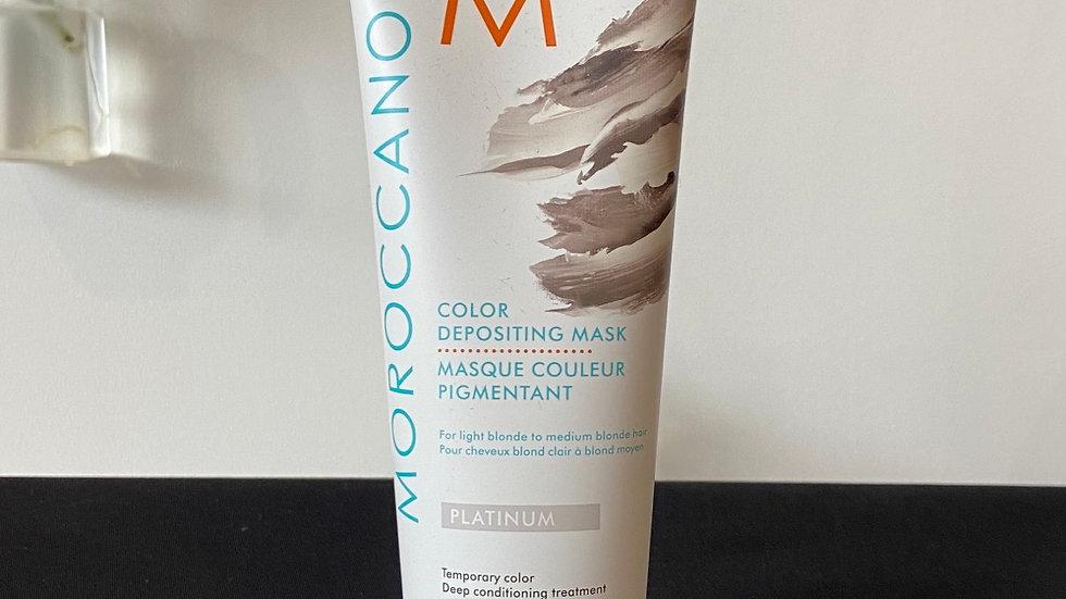MoroccanOil Color Depositing Mask - Platinum