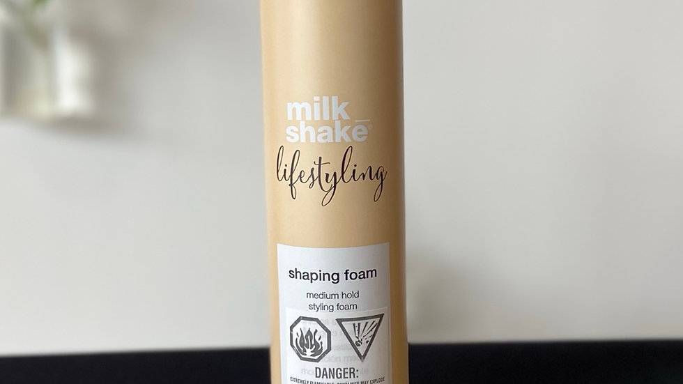 Milkshake Lifestyling Medium Hold Shaping Foam