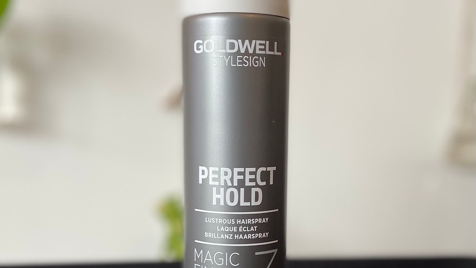 Goldwell Perfect Hold Magic Finish Lustrous Hairspray