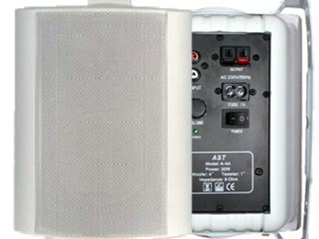 AST, A - 4A Speakers Main + Passive