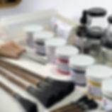 Ebru Art Kit, Marbling Paints, Marbling supplies, DIY marbling