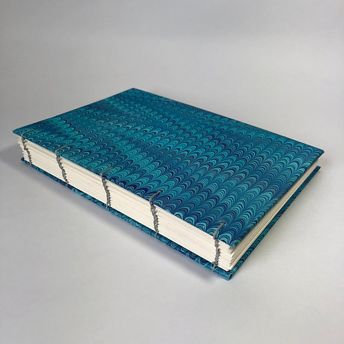 Handmade Coptic Stitch Notebook