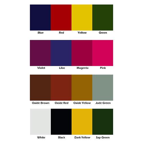 Ebru Paints - Value Pack
