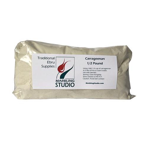 Carrageenan-1/2 pound