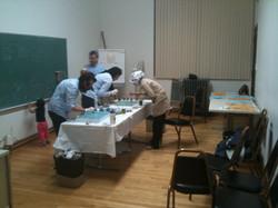 teaching ebru art sevim surucu
