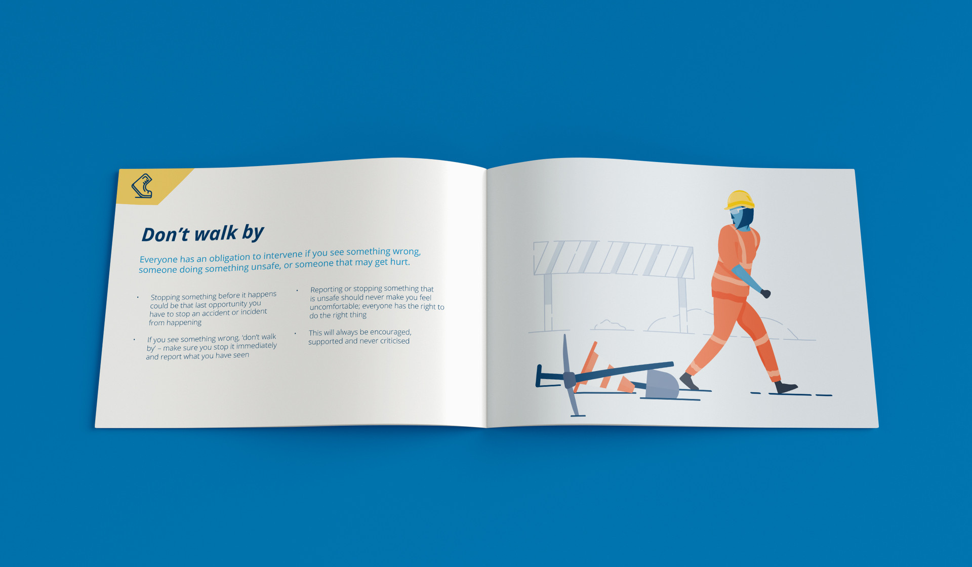 Our Safety Essentials Booklet