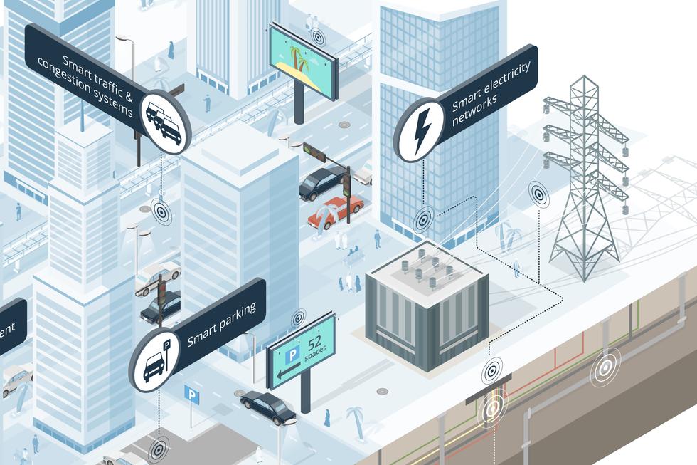 Jeddah Smart City (IoT)
