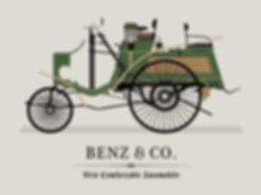 Benz_velo_Comfortable_illustration_dan_kindley_mercedes_benz_car_illustration