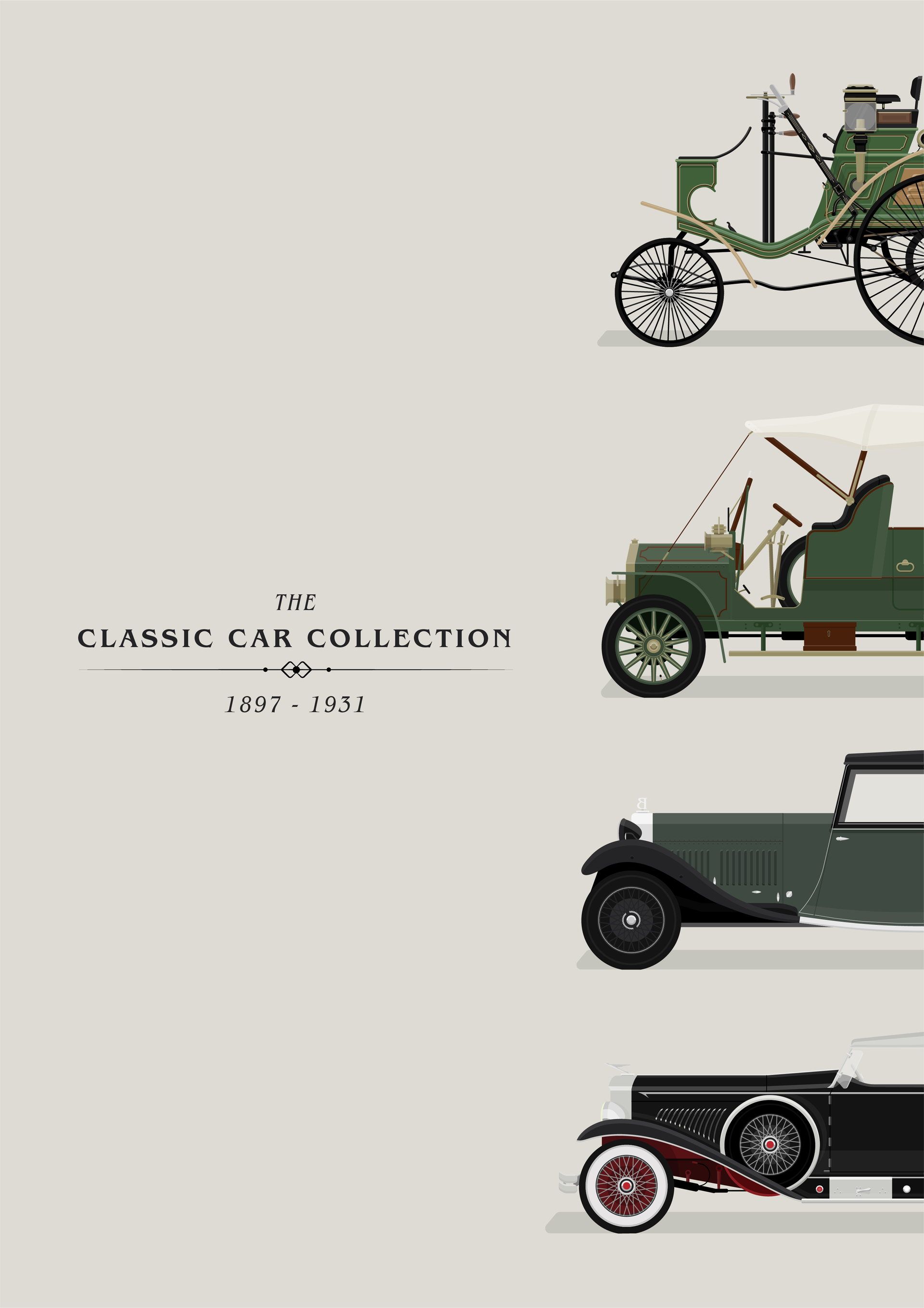 The Classic Car Collection