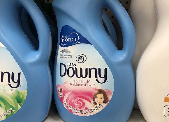 Downy assouplisseur textiles 1.02L (40 brassées) fraîcheur d'avril