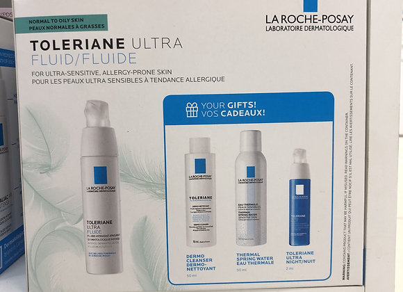 Coffret Laroche-Posay TOLERIANE ultra fluide