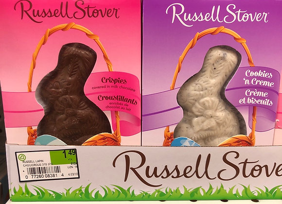 Russel stover lapin 37g