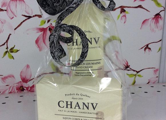 Coffret chanv ( produits Québécois )