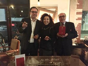 Celebrating Christmas with AELIA - Paris
