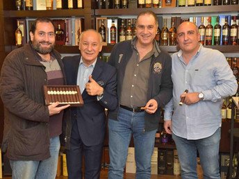 Cigar tasting events in Beirut
