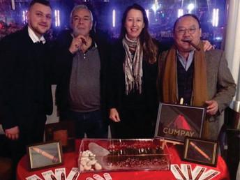 Maya Selva Cigars at Marseille