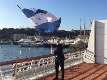 Honduras National Day - Principality of Monaco