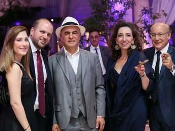 3eme Nuit de l'Amateur de Cigare -  Beirut, Lebanon