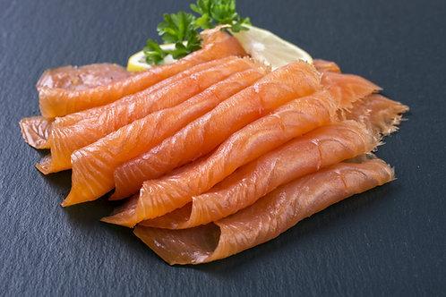 Scottish Smoked Salmon Sliced 200g