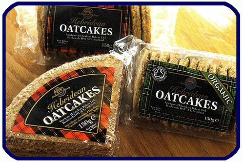 Macleans Benbecula Oatcakes pack of 12