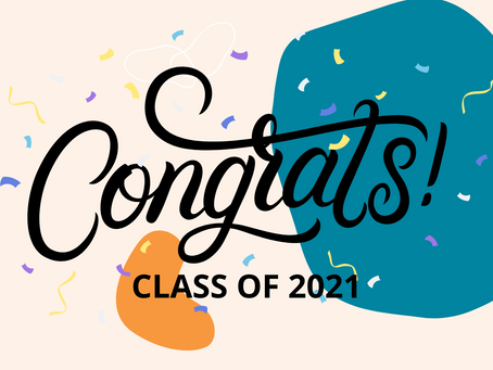 Congratulations Class of 2021 Hermanitas!