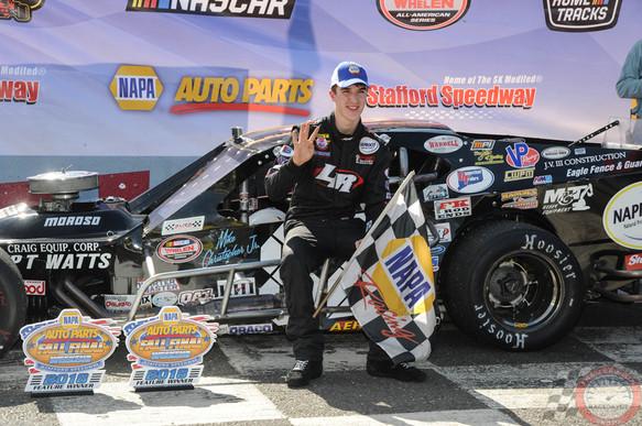 Mike-Christopher-Jr-victory-lane-2-Staff