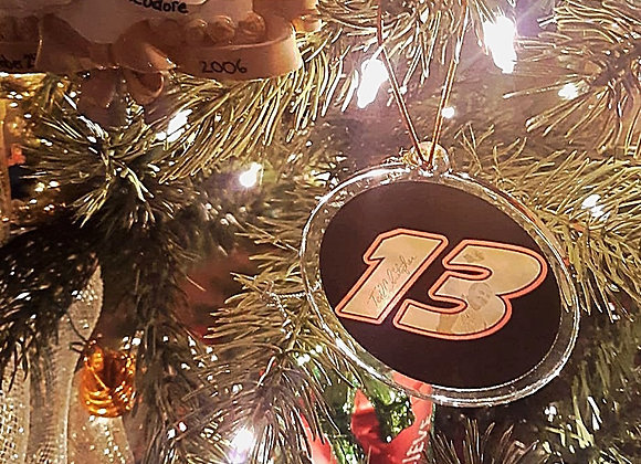 TC Christmas Ornament