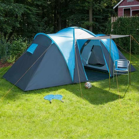 Cort camping 4