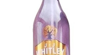 Whitley Violet Gin Bottle lamp