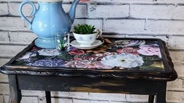 Nightshade side table large