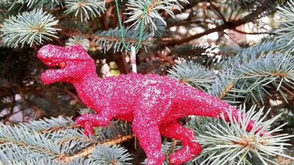 Roaring Red T -rex