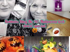 Bobbett's Blog No 90, Halloween lockdown special.