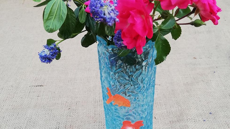 3D Fish vase